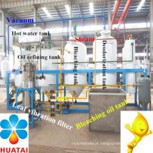 máquina da imprensa de óleo do germe do milho com o certificado do CE do ISO