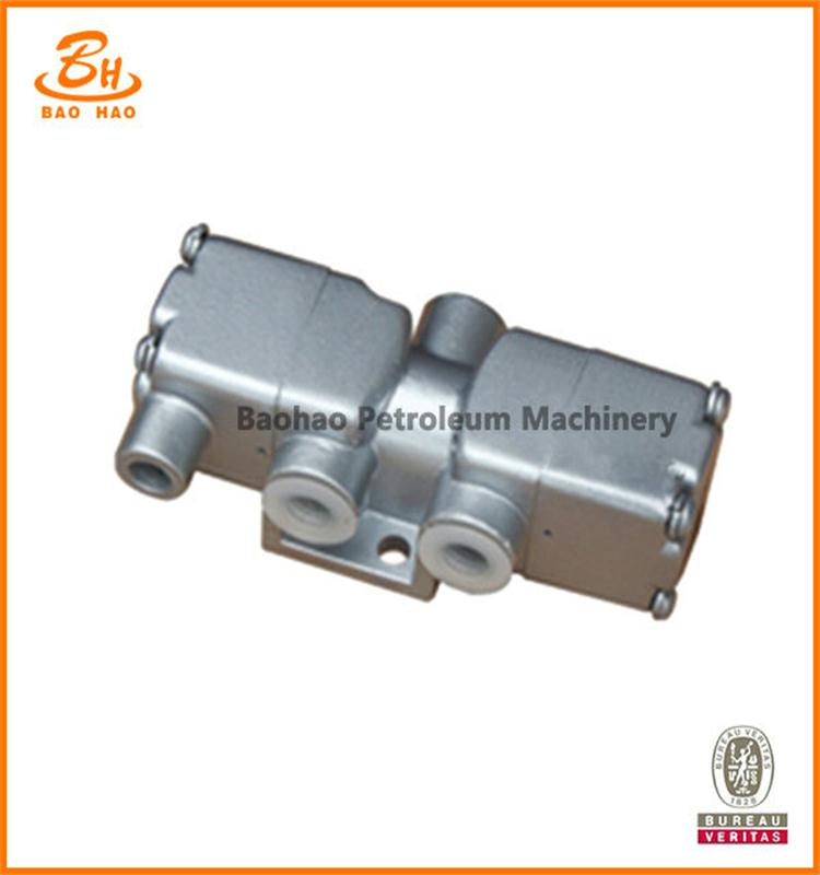 2 Position 3 Way Gas Control Slide Valve