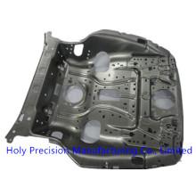 Estampagem de precisão para alumínio / latão / chapa de aço inoxidável