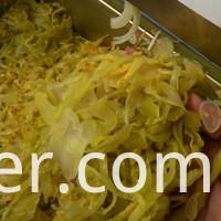 sauerkraut slice