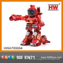 De novo design da China 2.4 g robô controle remoto sem fio brinquedos por atacado