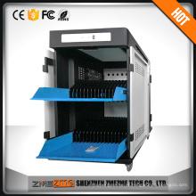 Carrinho de carregamento da tabuleta / armário de carregamento / estação de carregamento móvel para a escola / escritório / ensino