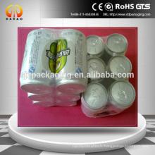 Peinture thermique film rétractable et film extensible