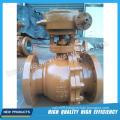 Industrial Stainless Steel Trunnion Ball Valve