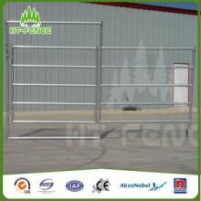 Clôture en acier galvanisé de 1,8 * 2,4 m