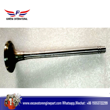 Válvula de exaustão 145701 das peças de motor do gerador CUMMINS