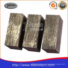Segmento de corte: segmento de diamante de 1200mm