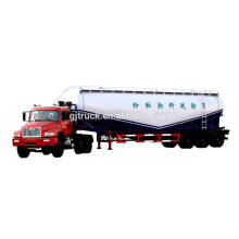 3 axles 42CBM bulk cement powder trailer / dry powder tank trailer/powder transportation trailer /cement trailer/cement silo