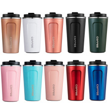 304 Stainless Steel Tumbler Cups Drinking Water Coffee Tumbler