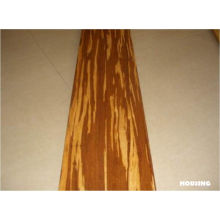 Tiger Grain Strand Eco Friendly Bamboo Flooring 960 * 96 * 15 Mm