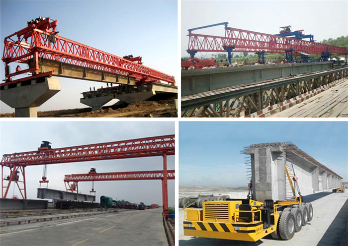 highway bridge construction gantry crane