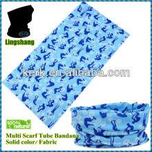 Bandanas únicas de los nuevos de la venta del estilo de la venta LSB109 de los pañuelos elásticos calientes del poliester para la venta