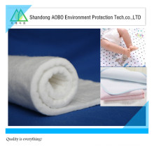 Compression/bamboo fiber bamboo fiber thermal filler material