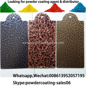 Hammer Texture Electrostatic Spray Powder Coatings