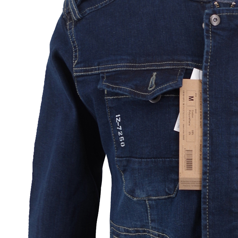 Japanese Shipped Selvage Design Developed Denim