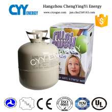 30L High Purity Inflatable Helium Gas Balloon Cylinder