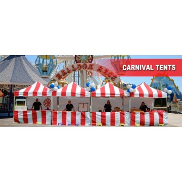 Folding UV resistant promotion beach tent for festivals