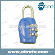 three dial code plastic combination lock box
