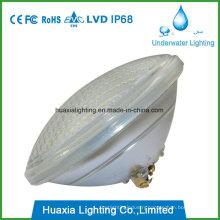 AC12V SMD2835 White 6000-6500k 18W IP68 PAR56 Pool Light