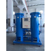 Système de fabrication d'oxygène et de remplissage de bouteilles Psa