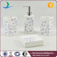 2015 accesorios de baño de cerámica
