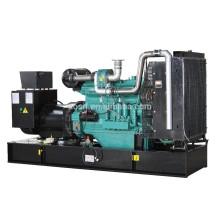 Wuxi 250kw prix du générateur d'électricité silencieuse fabriqués en Chine
