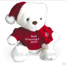 customized plush toys custom stuffed animals christmas teddy bear
