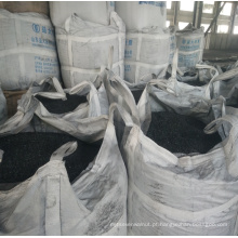 Aditivo de carbono para ânodo de eletrodo de grafite