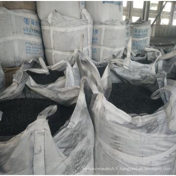 Additif au carbone pour anode d'électrode en graphite