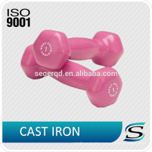 Cast iron dumbbells for children 1kg