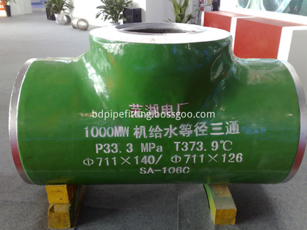 Alloy pipe fitting (67)