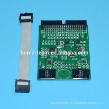 Décodeur de cartouche pour HP Designjet z6100 décodeur à puce pour HP 91