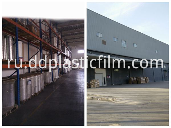 transparent PET releasing liner release film our factory