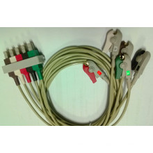 Philips 5-Lead Wires Grabber (AHA / IEC)