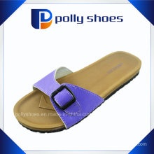 2016 Fashion Ladies Sandal Cork Sole Slipper