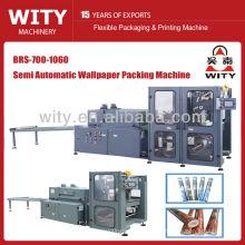 BRS-700/1060 máquina de embalaje de papel de publicidad multifunción semi automática