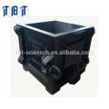 Durable Four Parts 150mm Cast iron Cube Moulds