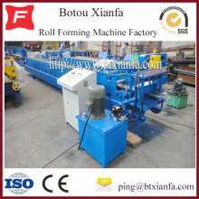Standard Galvanized Steel Sheet Door Frame Roll Forming Machine