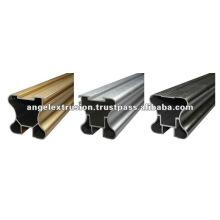 Isolierte Aluminium-Schiebefenster-Extrusionen