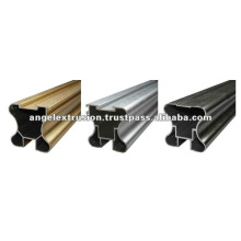 Insulated Aluminium sliding Window Extrusions