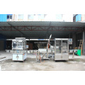 Automatic Packing Line with Fill Vacuum Cap Machine