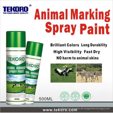 Tier Markierungsfarbe Marker