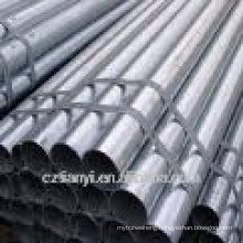 Hot selling large diameter seamless thin wall steel pipe