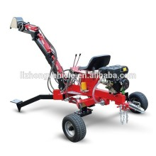 China best 9HP Gasoline engine backhoe,mini backhoe,towable backhoe