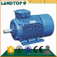 Motor elétrico trifásico de alumínio do alojamento Y2-132M-4 da CA do CE
