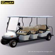 Elektrisches Auto mit 8 Passagieren, Besichtigungsbus, elektrischer Zubringerbus