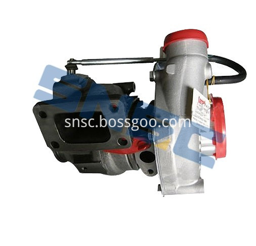 Turbocharger VG2600118895