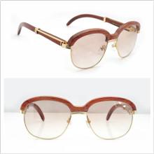 Marco de madera / gafas de sol de marca / gafas de sol de madera