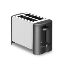 Home Use S/S 2 Slicers Bread Toaster