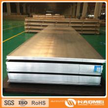 5083/5182 DC Grade Placa de alumínio para placa de caminhão